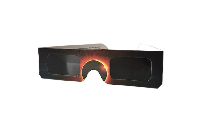 3D Solar Eclipse Glasses